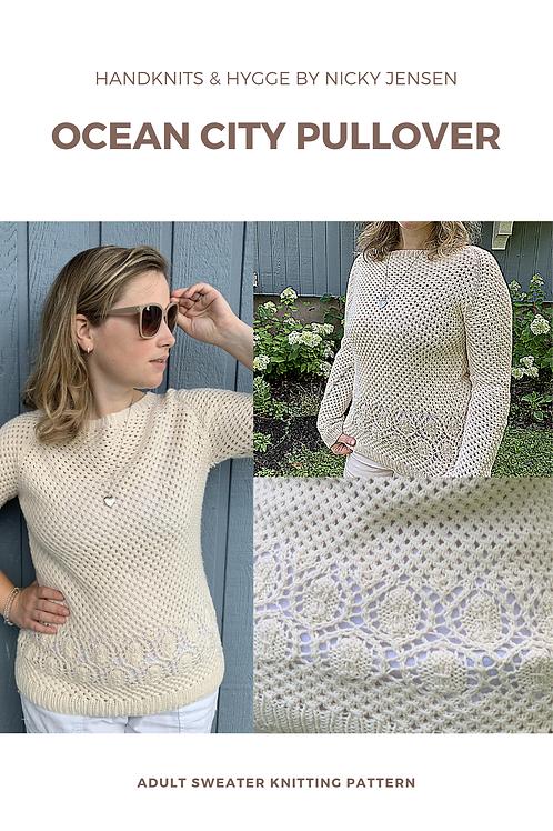 Ocean City Pullover