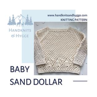 Baby Sand Dollar
