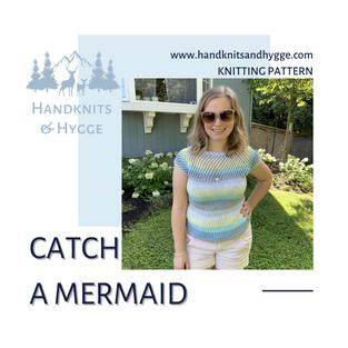 Catch A Mermaid Top