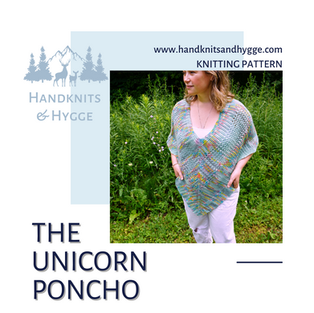 The Unicorn Poncho