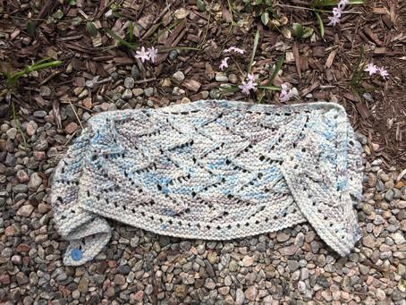 Pattern Release - Chasm Shawlette
