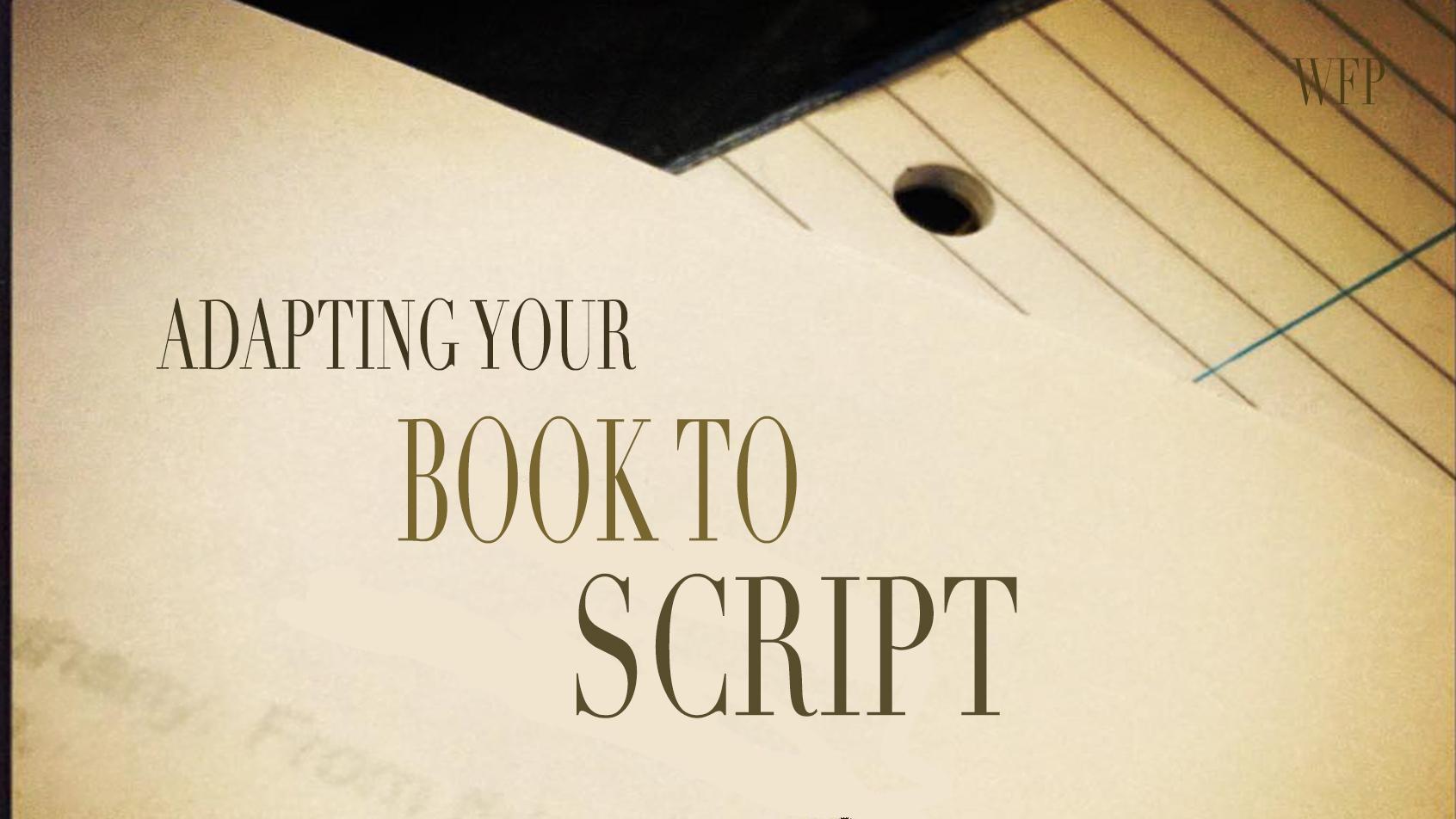 Book to Script