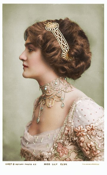 Lily Elsie.