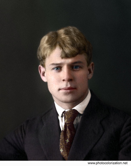 Sergei Yesenin. One of the most popular and well-known Russian poets of the 20th century.