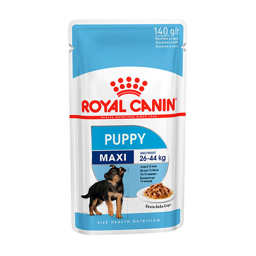Royal Canin Maxi Puppy Pouch