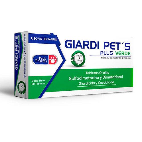 Giardi Pet's Plus Verde