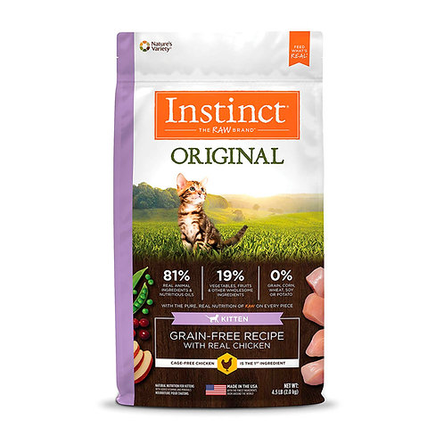 Instinct Original Kitten (4.5lbs)