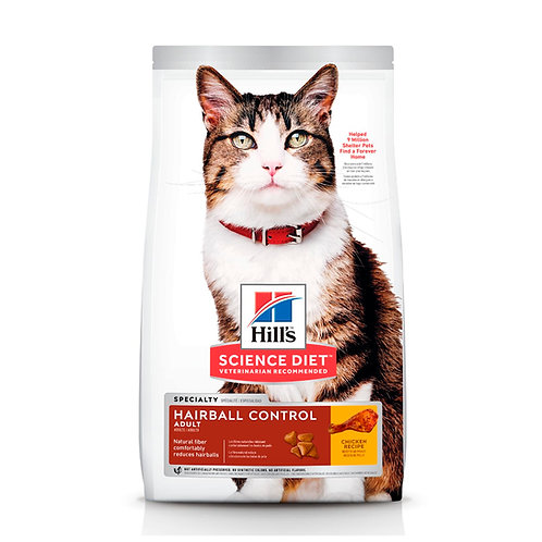 Science Diet Hairball Control (3.5lbs)