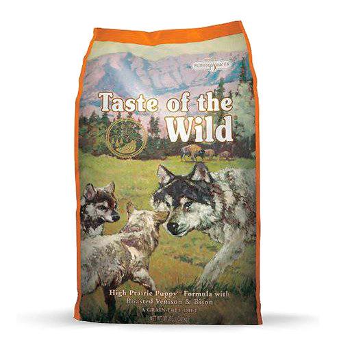 Taste of the Wild Bison Cachorro