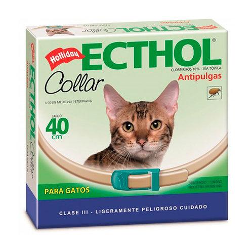 Collar Ecthol Gato