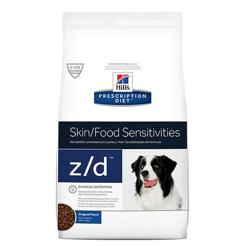 Prescription Diet Skin Food Sensitivities z/d