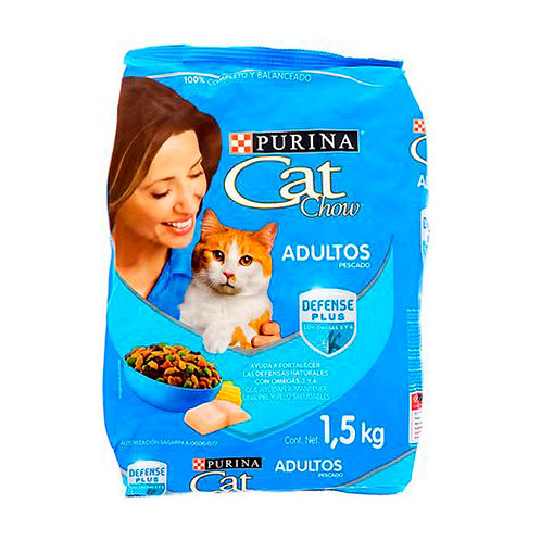 Cat Chow Pescado (1.3kg)