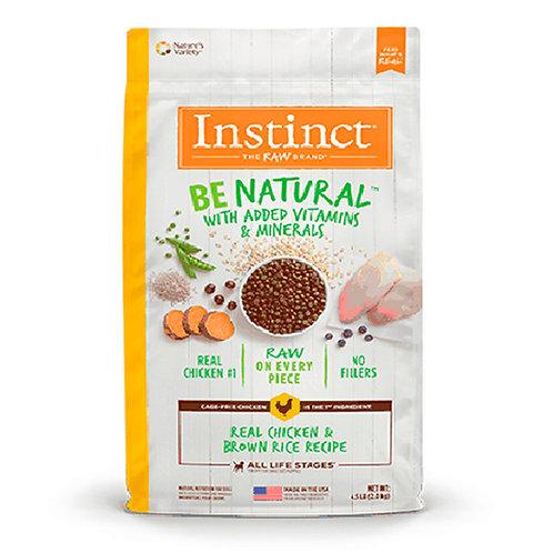 Instinct Be Natural Pollo