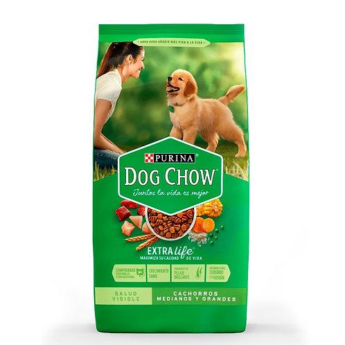 Dog Chow Cachorro Raza Mediana y Grande (20kg)