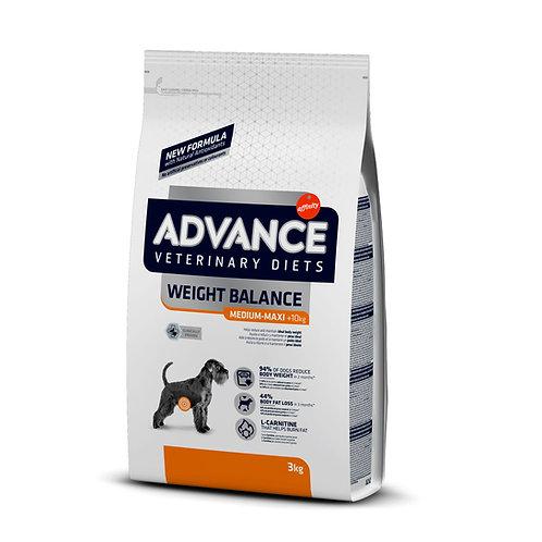 Advance Veterinary Weight Balance Dog