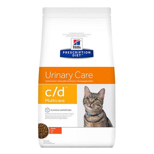 Prescription Diet Urinary Care Feline c/d (4lbs)
