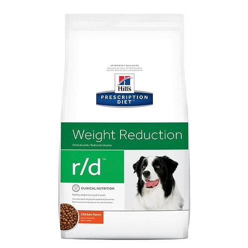 Prescription Diet Weight Reduction r/d