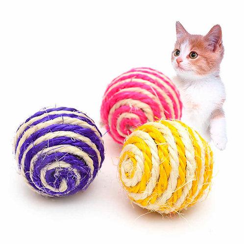 Pack de Pelotas para Gatos
