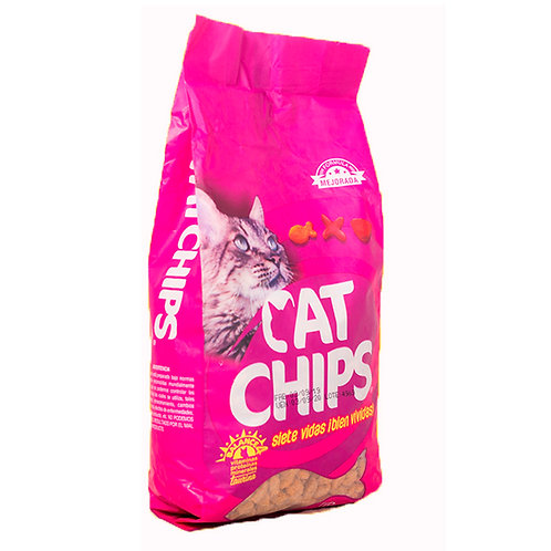 Cat Chips
