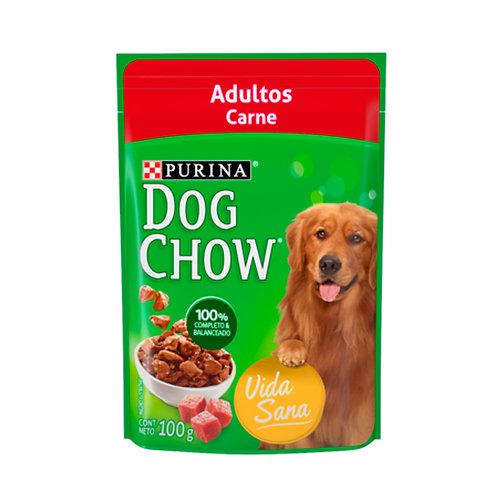Pouch Dog Chow Carne