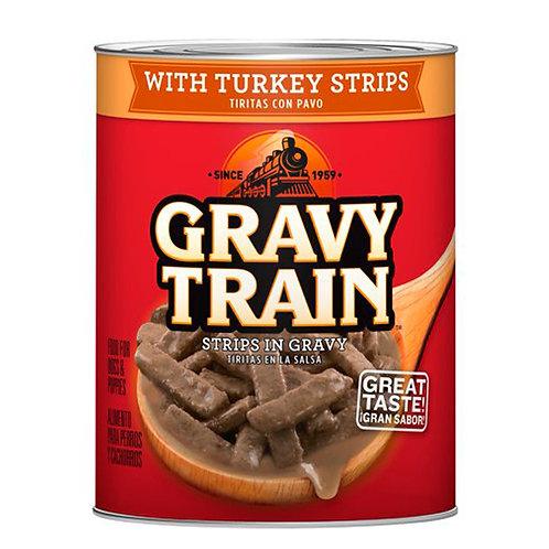 Lata de Alimento Húmedo Gravy Train (Pavo)
