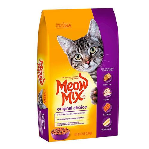 Meow Mix Original (16lbs)