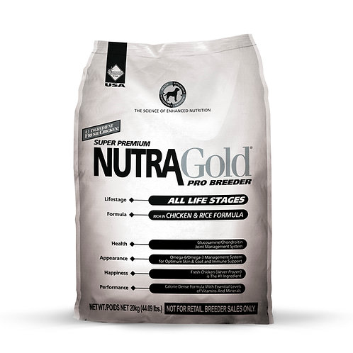 NutraGold Breeder (44lbs)