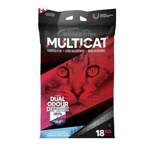 Canada Litter MULTICAT(18kg)