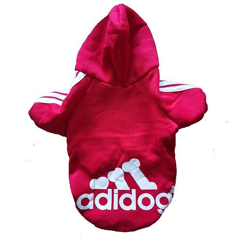 Sudadero Adidog Rojo