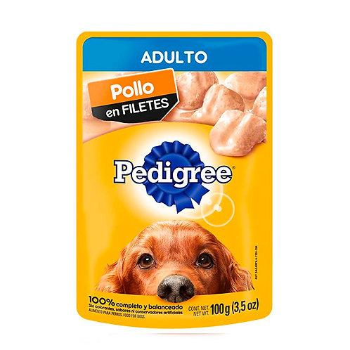 Pouch Pedigree Adulto Pollo