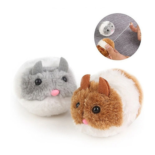 Raton Vibrador para Gato