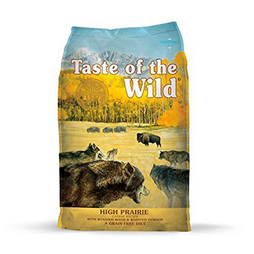 Taste of the Wild Bisonte y Venado