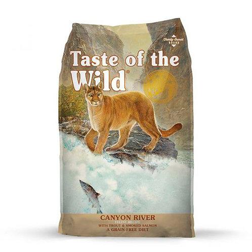 Taste of the Wild Canyon River Feline (2kg)