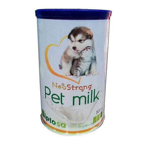 Leche para Cachorros y Gatitos