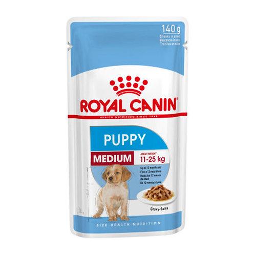 Royal Canin Medium Puppy Pouch