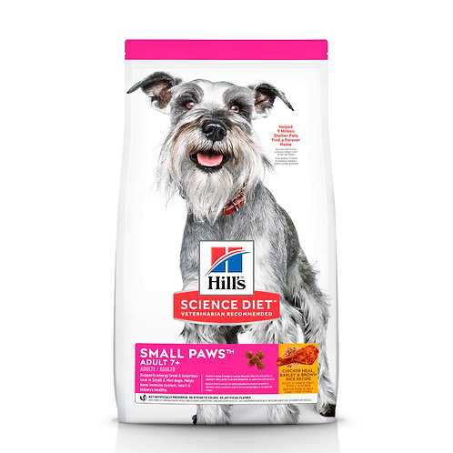 Science Diet Small Paws 7+