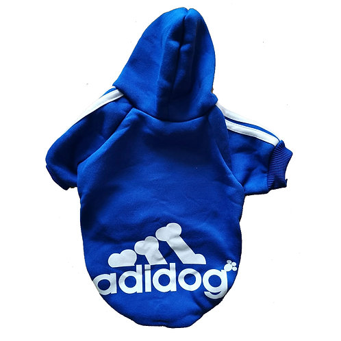 Sudadero Adidog Azul