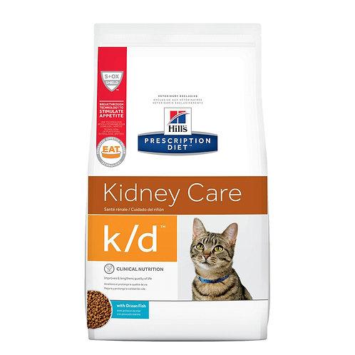 Prescription Diet Kidney Care k/d Feline (4lbs)