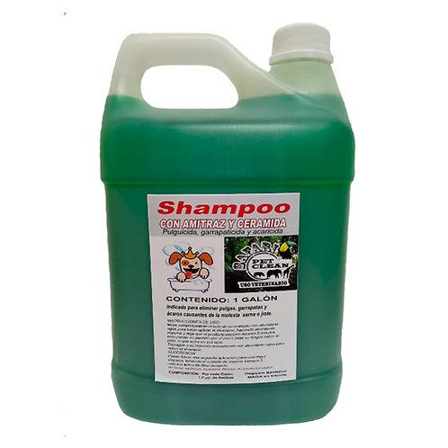 Shampoo Medicado con Amitraz Galón