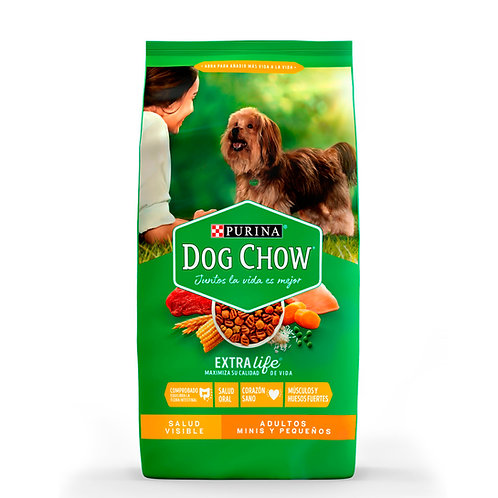 Dog Chow Adulto Raza Pequeña