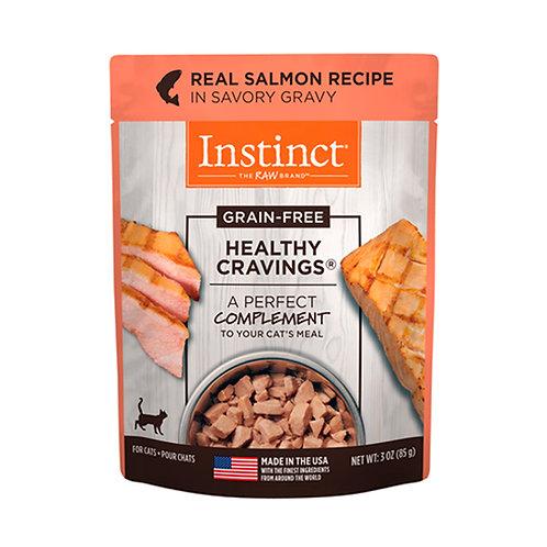 Instinct Pouch Salmon 3oz