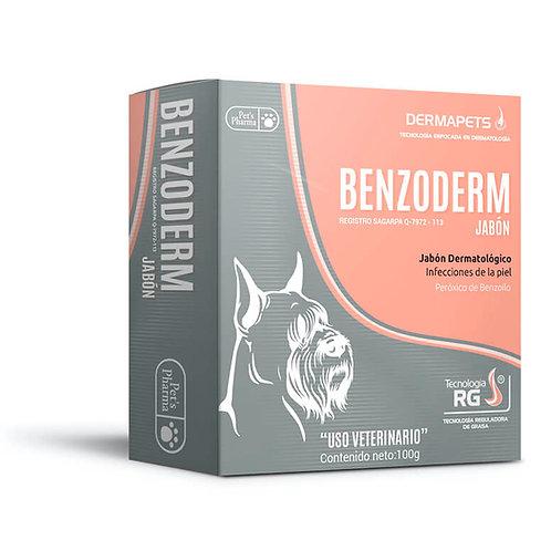 Benzoderm Jabon