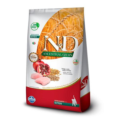 N&D Ancestral Grain Feline Kitten (1.5kg)