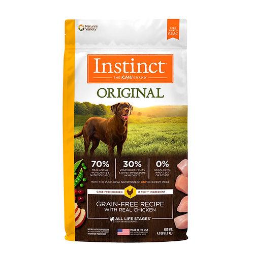 Instinct Original Pollo