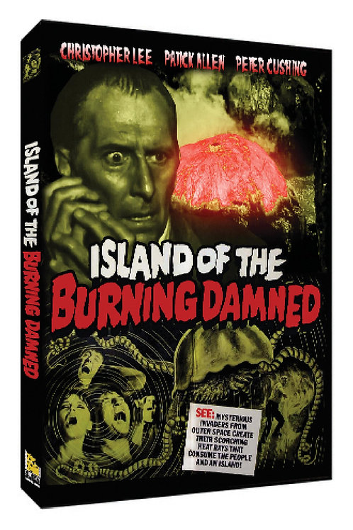 Island of the Burning Damned