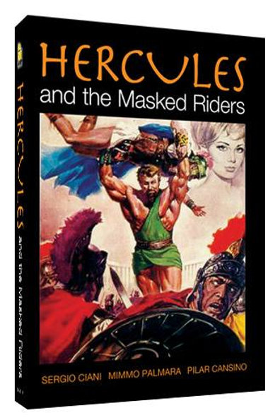 Hercules and the Masked Riders
