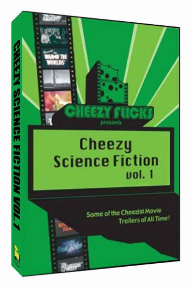 Cheezy Sci-Fi Trailers Vol 1