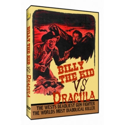 Billy The Kid vs Dracula