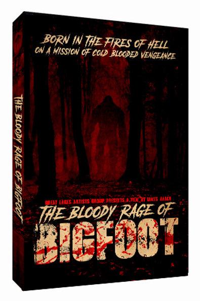 Bloody Rage of Bigfoot