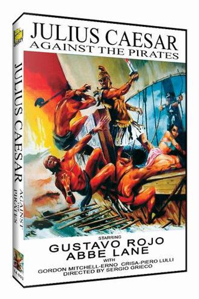 Julius Caeser Against the Pirates